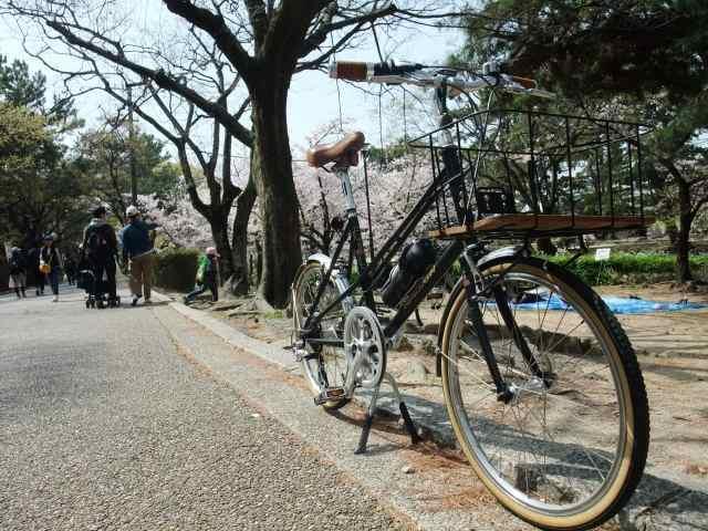 桜・お花見&パン屋さん巡りライド_d0174462_18483114.jpg