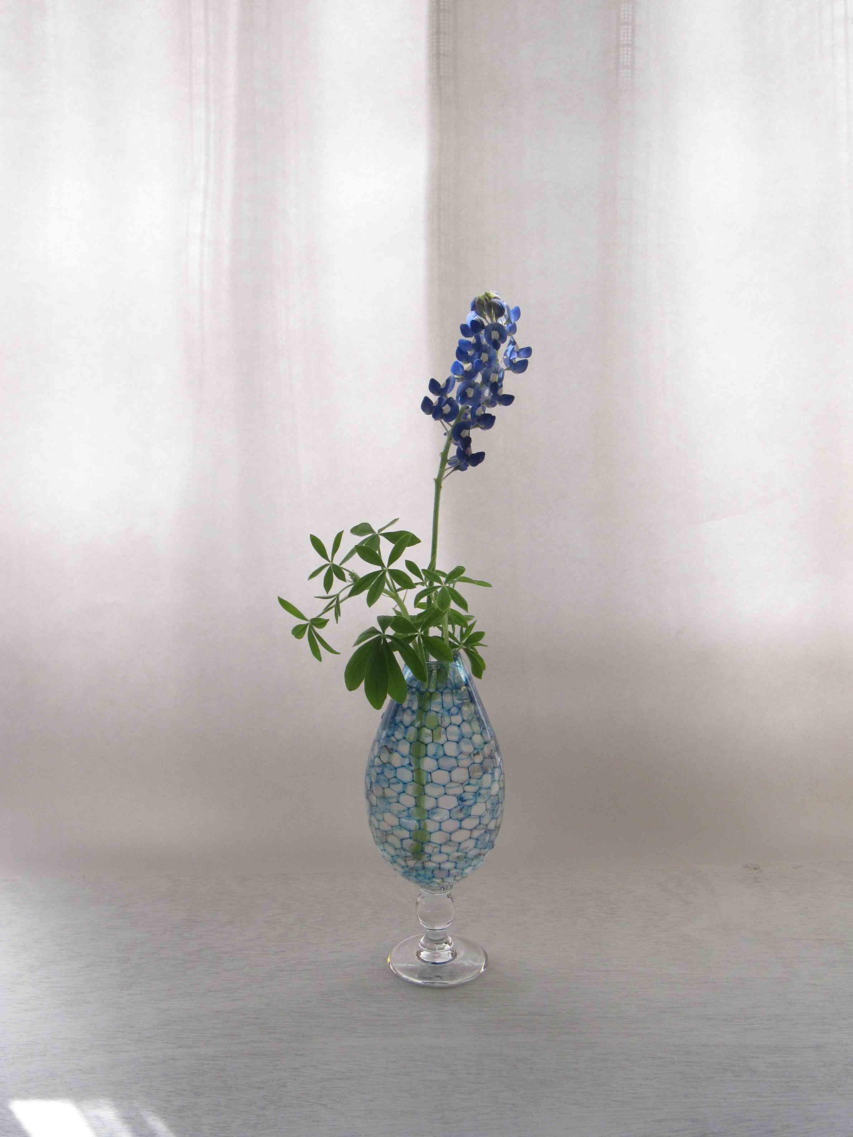 雫展出品作品 吉村桂子さんの雫型花器1_b0353974_22252392.jpg