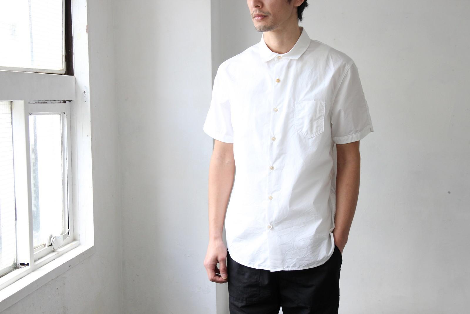 Cotton Nylon Active Shirt_c0379477_18283992.jpg
