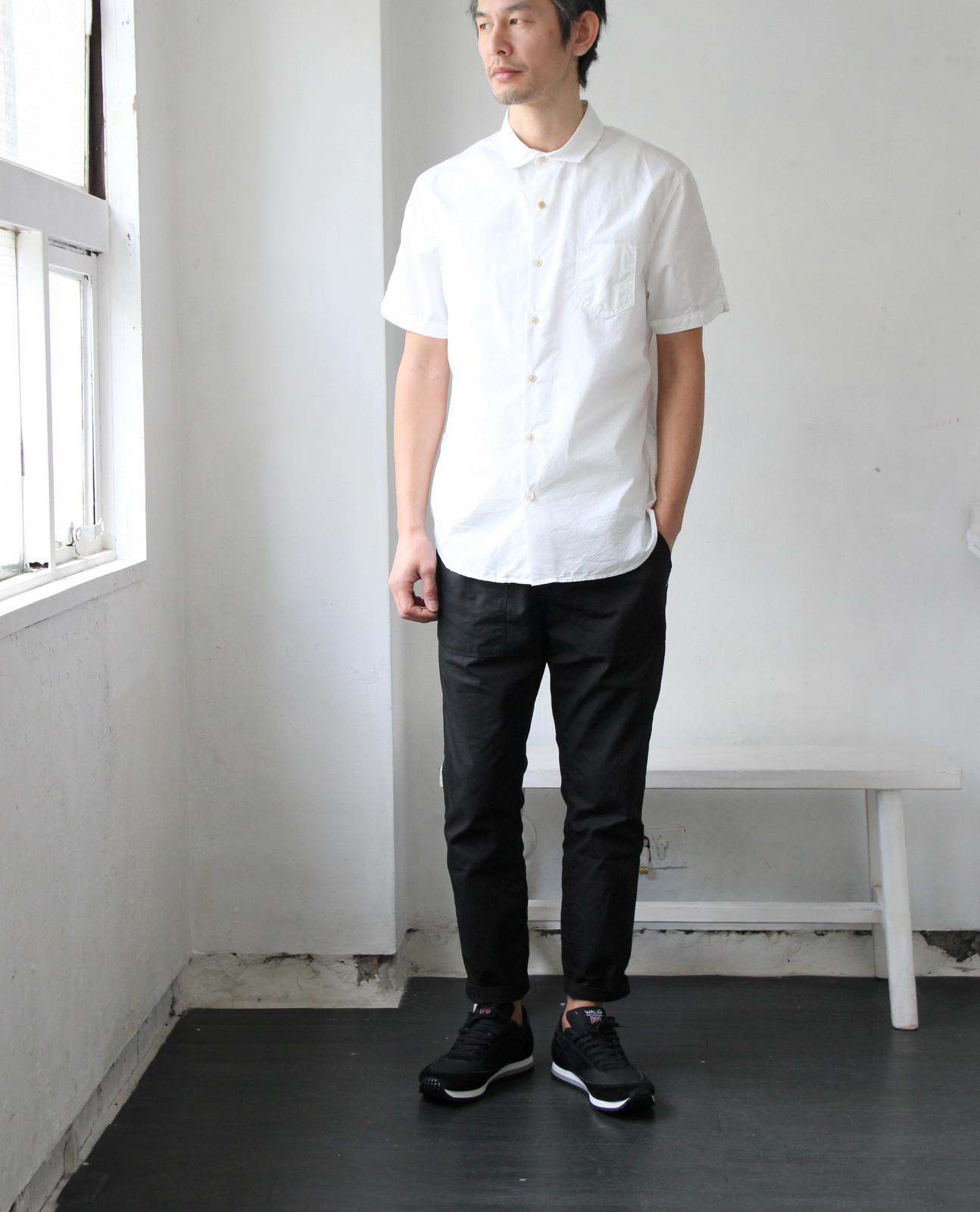 Cotton Nylon Active Shirt_c0379477_18285764.jpg