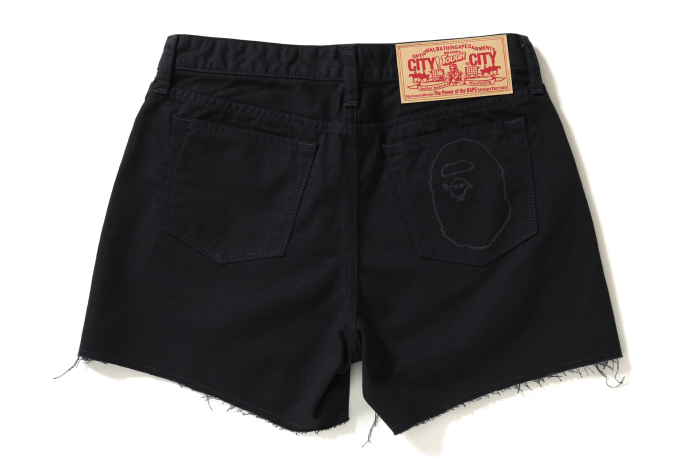 APE HEAD COLOR SHORTS_a0174495_18454955.jpg
