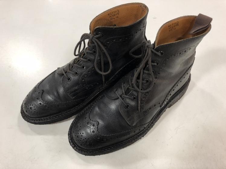 雨の日用の靴を育てる_d0166598_10464595.jpg