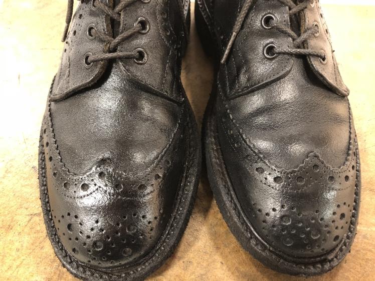 雨の日用の靴を育てる_d0166598_10575892.jpg