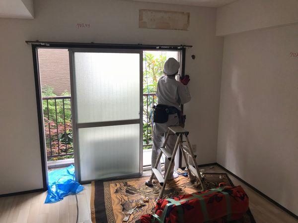 4階建てビル改修工事着工。_b0131012_17253503.jpg
