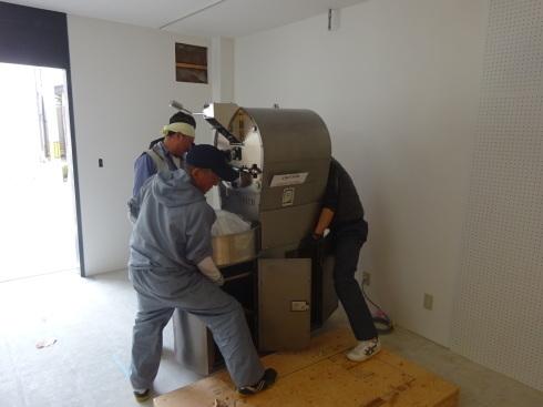 BOUND COFFEE様 開店工事がはじまりました。_f0105112_13454400.jpg