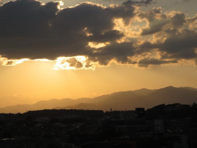 神の栄光のなかで輝くわたしたち 「神と一つになる」_b0221219_16195928.jpg