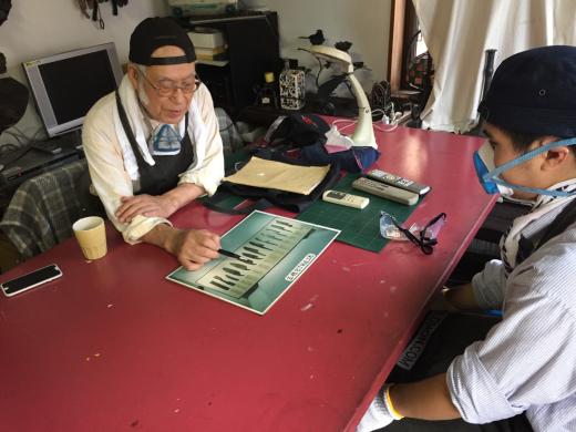 三徳包丁手造り体験教室_b0262124_15393910.jpg
