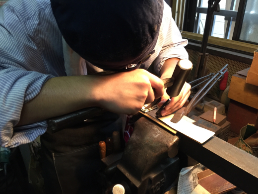 三徳包丁手造り体験教室_b0262124_16012077.jpg
