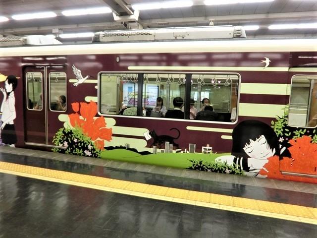 藤田八束の鉄道写真@お洒落な阪急電車に乗って文化都市を観光、関西は素晴らしい観光地・・・阪急電車に乗って京都・大阪・奈良そして神戸の観光地をお楽しみください_d0181492_22020747.jpg
