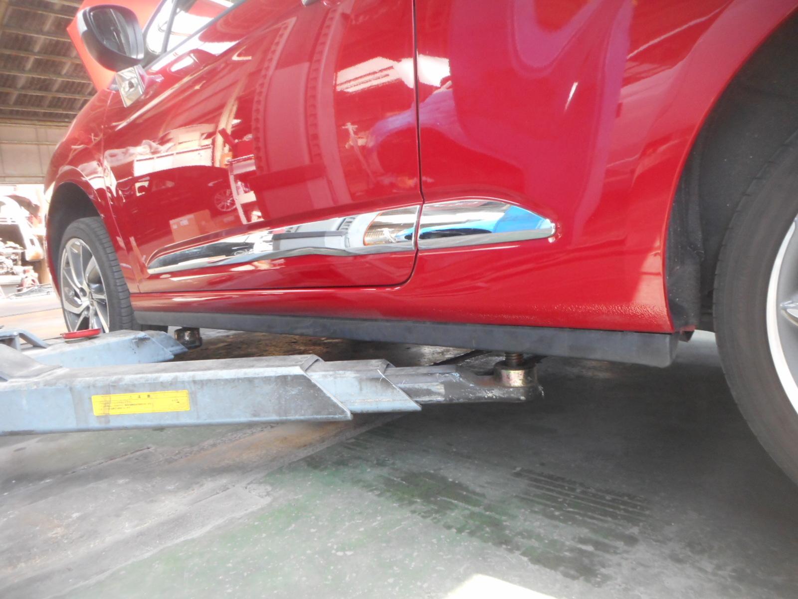 シトロエン DS3 車検整備_c0267693_15182912.jpg