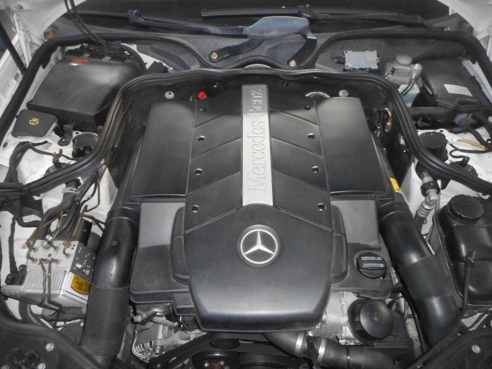 メルセデスベンツ E500(W211)整備 ~後編~ エンジンオイル漏れ修理_c0267693_18222885.jpg