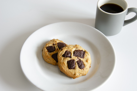 Baked chocolate cookie_a0162301_10453188.jpg