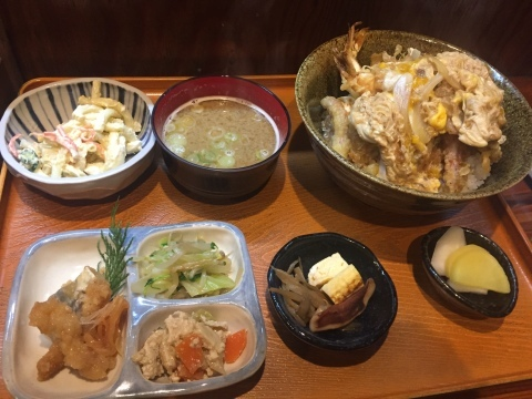 お食事の店 更科 湖山  お品書き記録_e0115904_03504540.jpg