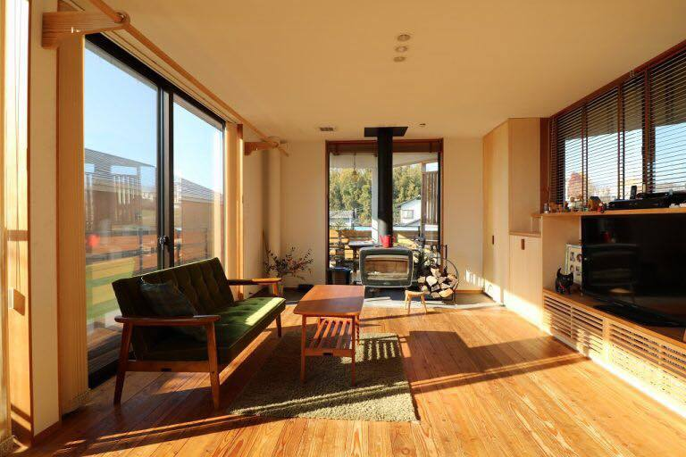 木質空間大賞 こなから建築工房 甲板のある家 #2018.6_e0037548_09475387.jpg