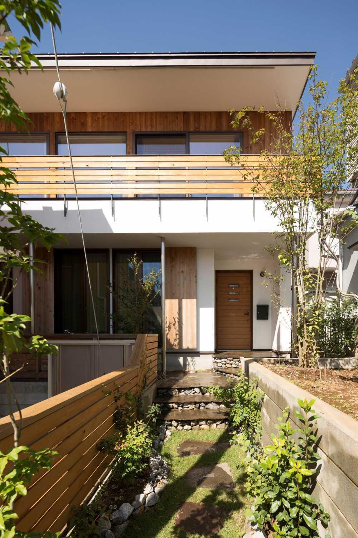 木質空間大賞 こなから建築工房 甲板のある家 #2018.6_e0037548_10320942.jpg
