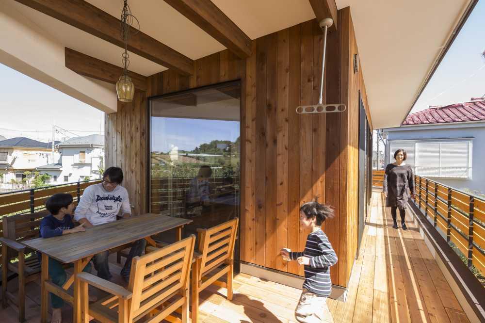 木質空間大賞 こなから建築工房 甲板のある家 #2018.6_e0037548_10333315.jpg