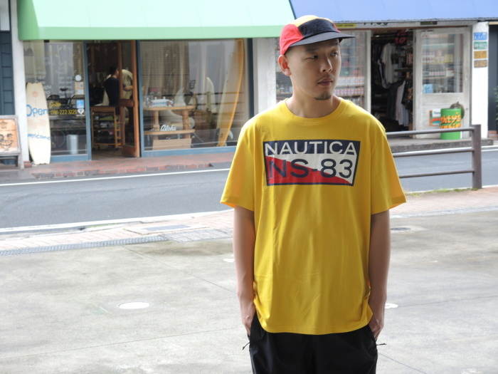 NAUTICA x LIL\' YACHTY Collection Tee STYLE!!!_a0221253_15272312.jpg