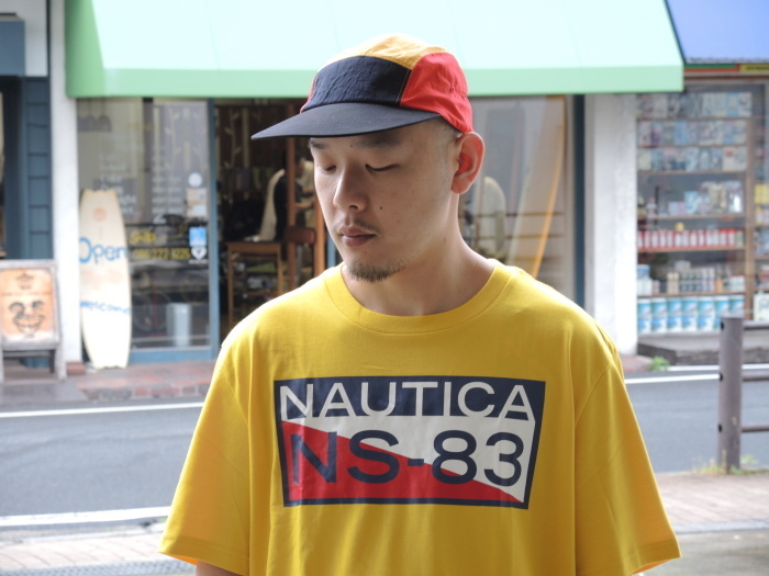 NAUTICA x LIL\' YACHTY Collection Tee STYLE!!!_a0221253_15273307.jpg