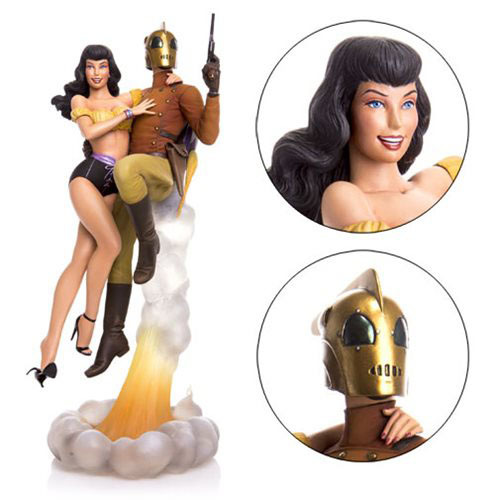 Rocketeer and Betty Statue_e0118156_02241886.jpg