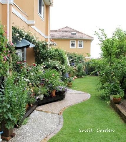 ◆素敵なお庭訪問・・・再びSさんのお庭3 & Rochetさんのお庭3_e0154682_22200030.jpg