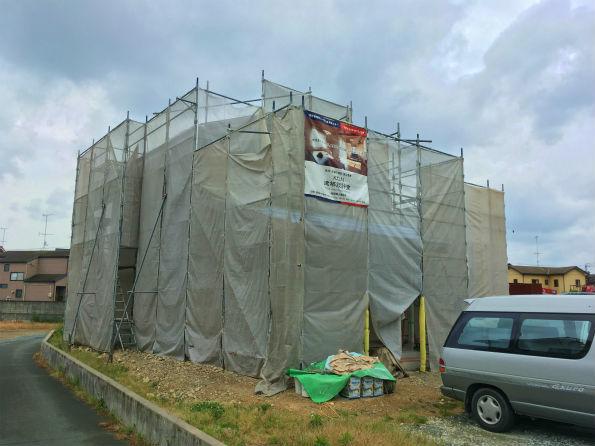 浜北中条 Sさんの家 ★塗装工事、大工工事_d0205883_13520111.jpg