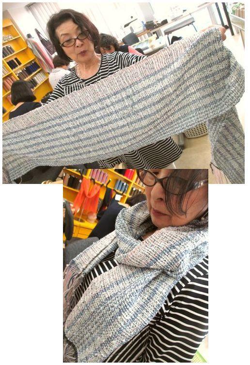 小樽のあさこさんの息抜きは織ること。。♡_c0221884_17170593.jpg