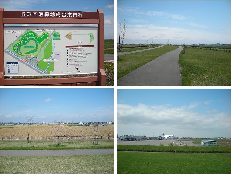 丘珠空港緑地(北西部→南東部)_f0078286_10475225.jpg