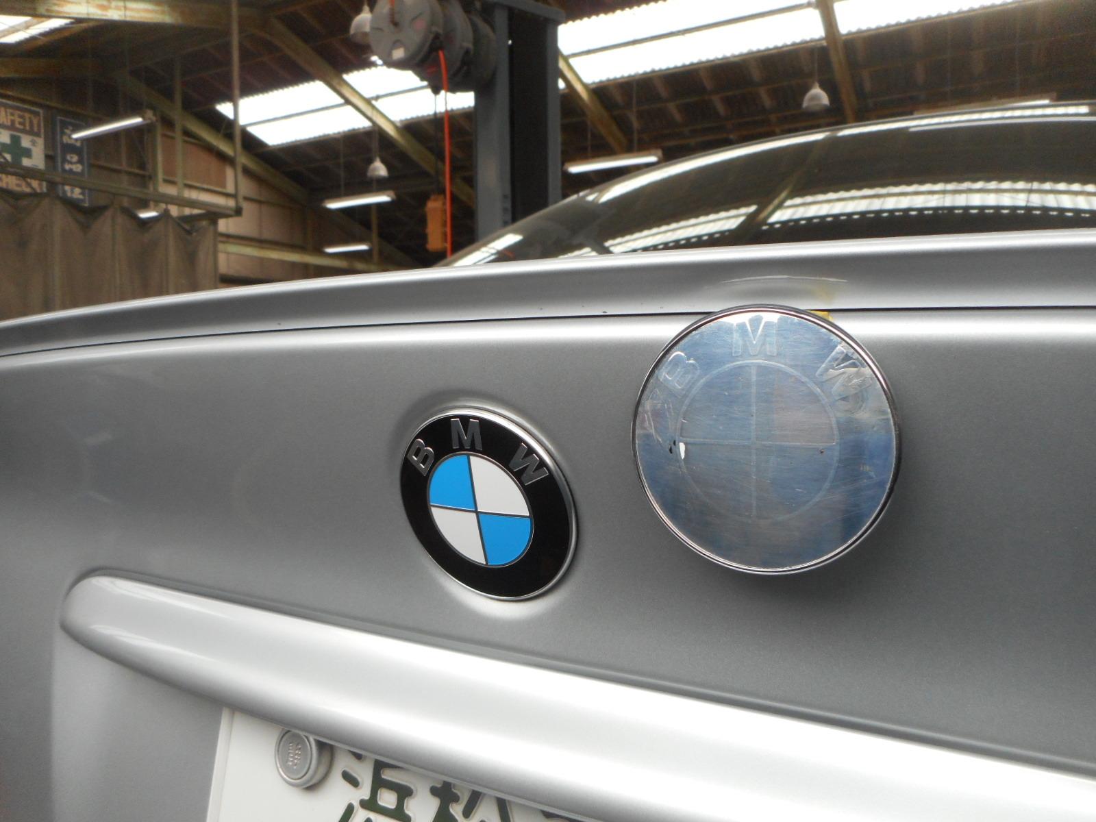BMW 318i (E46) エンジンオイル漏れ 修理(オイルパンガスケット交換)_c0267693_15400090.jpg