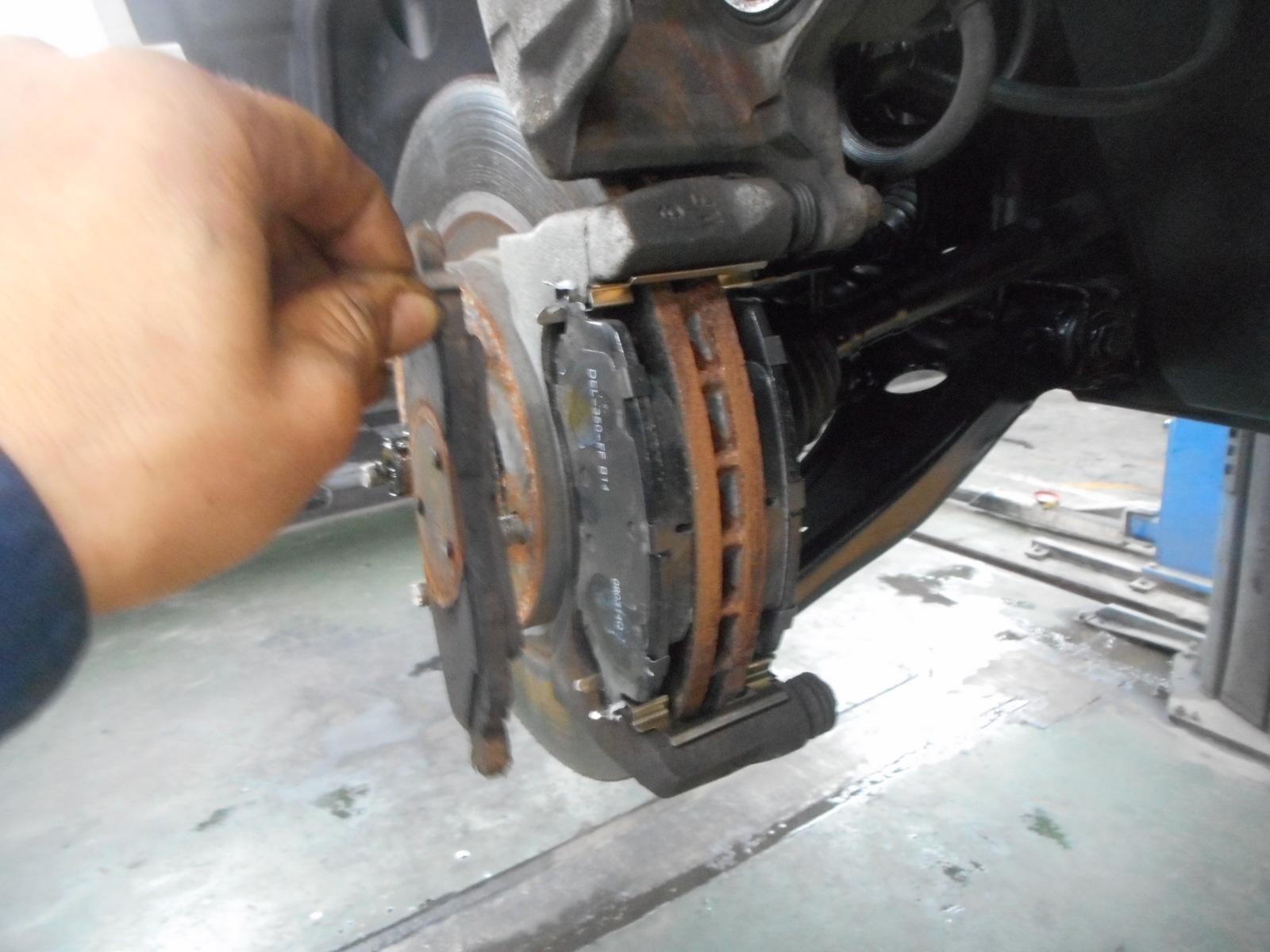JEEP パトリオット 納車車検整備_c0267693_16584649.jpg