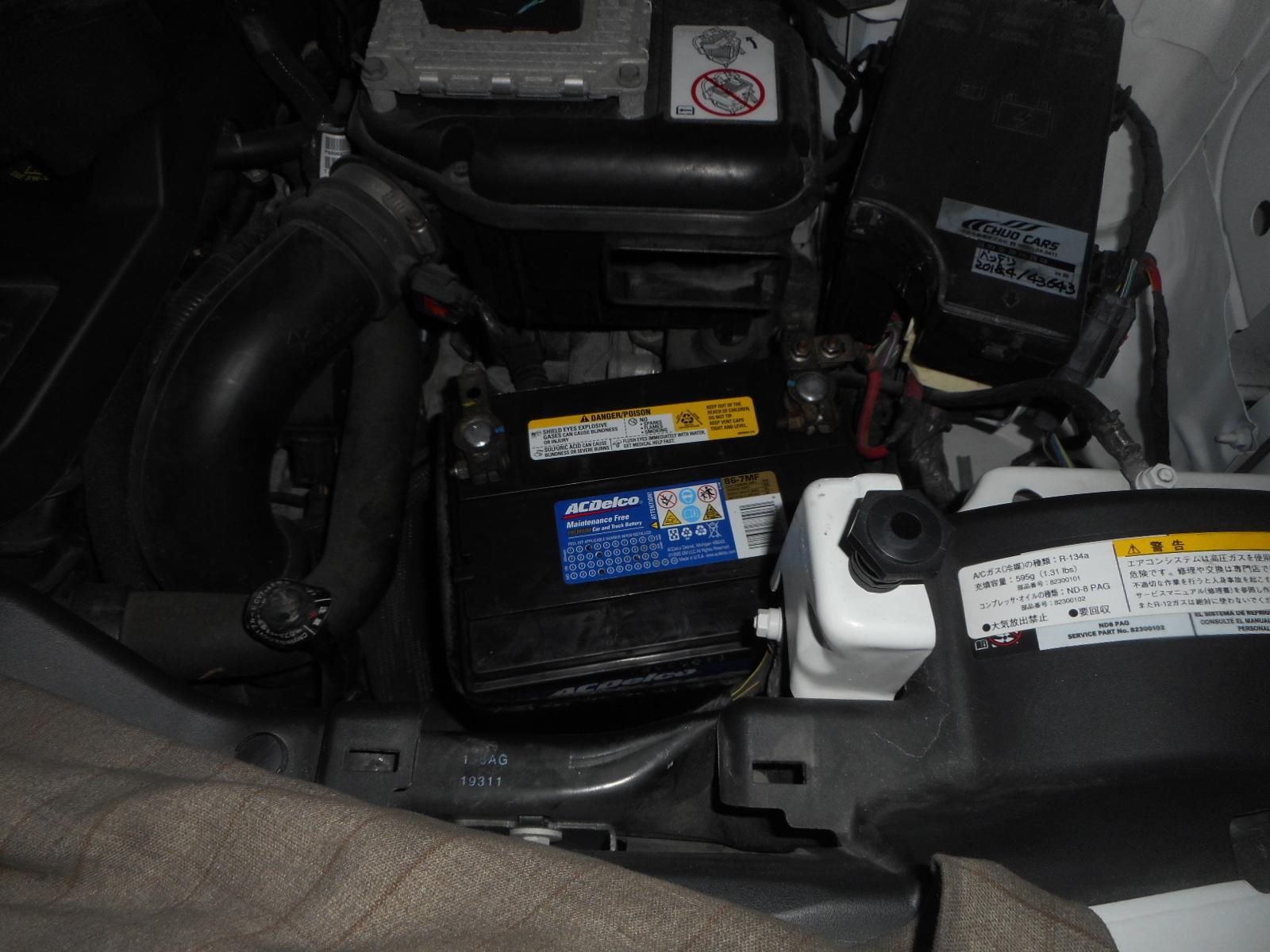 JEEP パトリオット 納車車検整備_c0267693_16584914.jpg