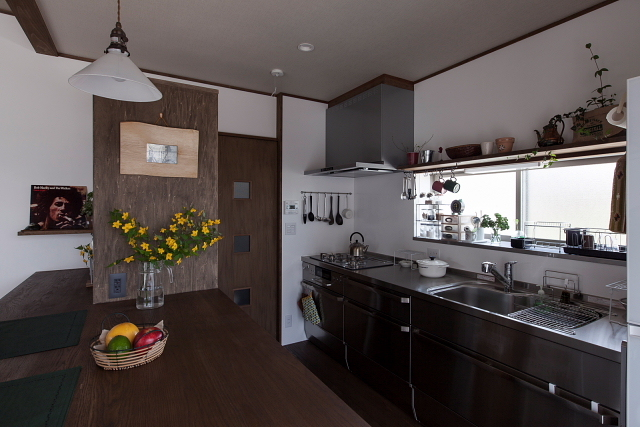 キッチンの表情_e0145995_15082791.jpg