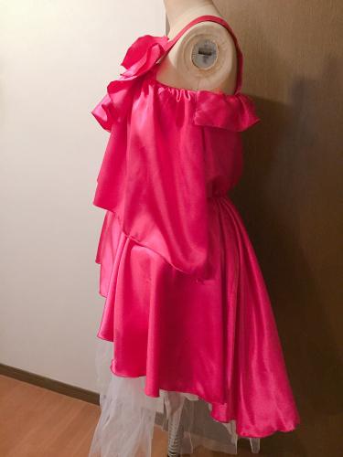 ダンスの衣装 (フルオーダー)_b0199696_12021506.jpg