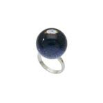 身につける漆の技 デザインジュエリー 森の宝石 リング 人魚の瞳 月あかり色 伝統工芸から生まれた坂本これくしょんのプレミアムシリーズの洗練された Wearable URUSHI Accessories Jewel of Forest ring Mermaid's Eyes Moon light color 漆は自然の中から編み出されてきた日本の伝統文化の中でも森が生みだした宝物、人魚の瞳の輝きをイメージし角度によってガラスのような透明感や海のきらめきを連想させるブルーの蒔絵が爽やかな印象を与えます。 #漆の技 #ジュエリー #森の宝石 #デザインリング #デザインジュエリー #人魚の瞳 #月あかり #身につける漆 #坂本これくしょん #JewelOfForest #MermaidEyes #Ring #designjewelry
