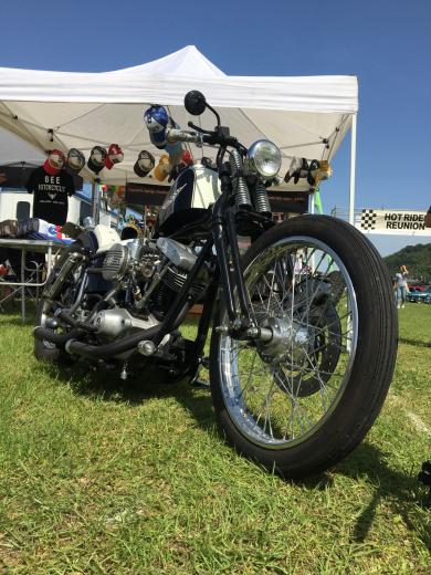 Hot Rides!! 出店しました!!_a0110720_23122423.jpg