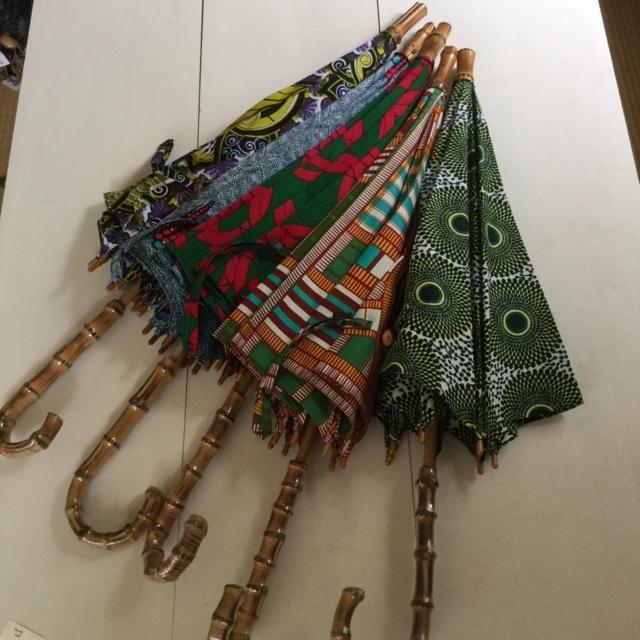 MANDRAKE/アフリカンバティックの傘展_b0207631_13330018.jpg