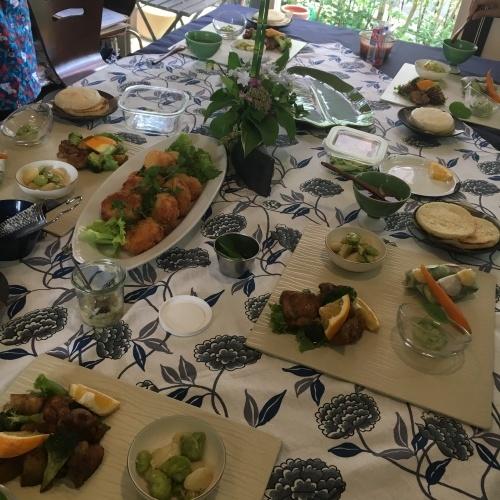 5月最終は料理クラス   そして我が家の梅仕事_b0346442_17214436.jpeg