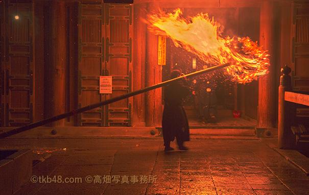 A giant torch 「お松明」東大寺二月堂修二会_e0245846_19370237.png