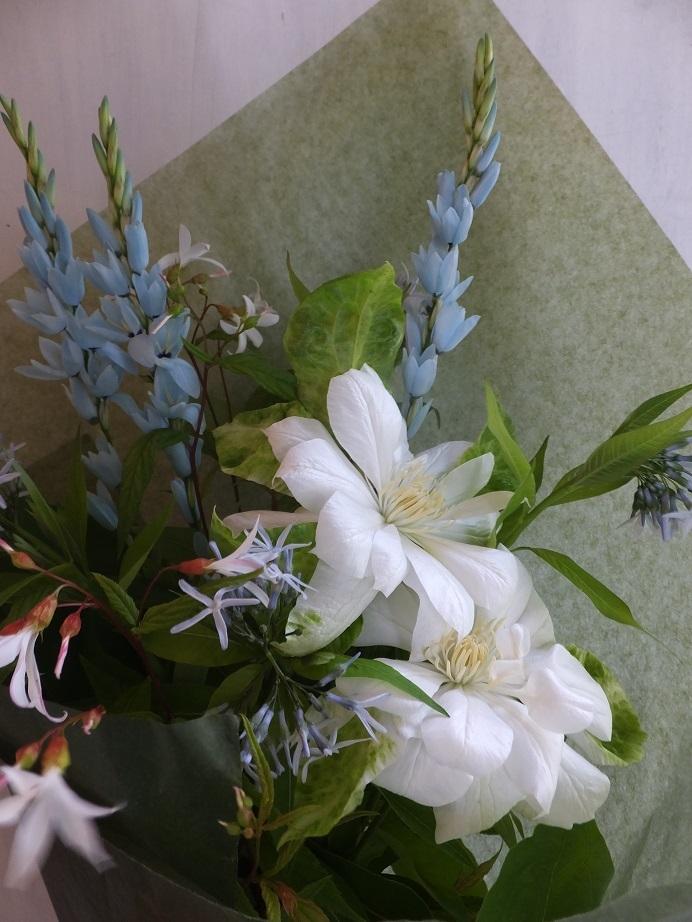 オークリーフ(母の日の花束)_f0049672_15434835.jpg