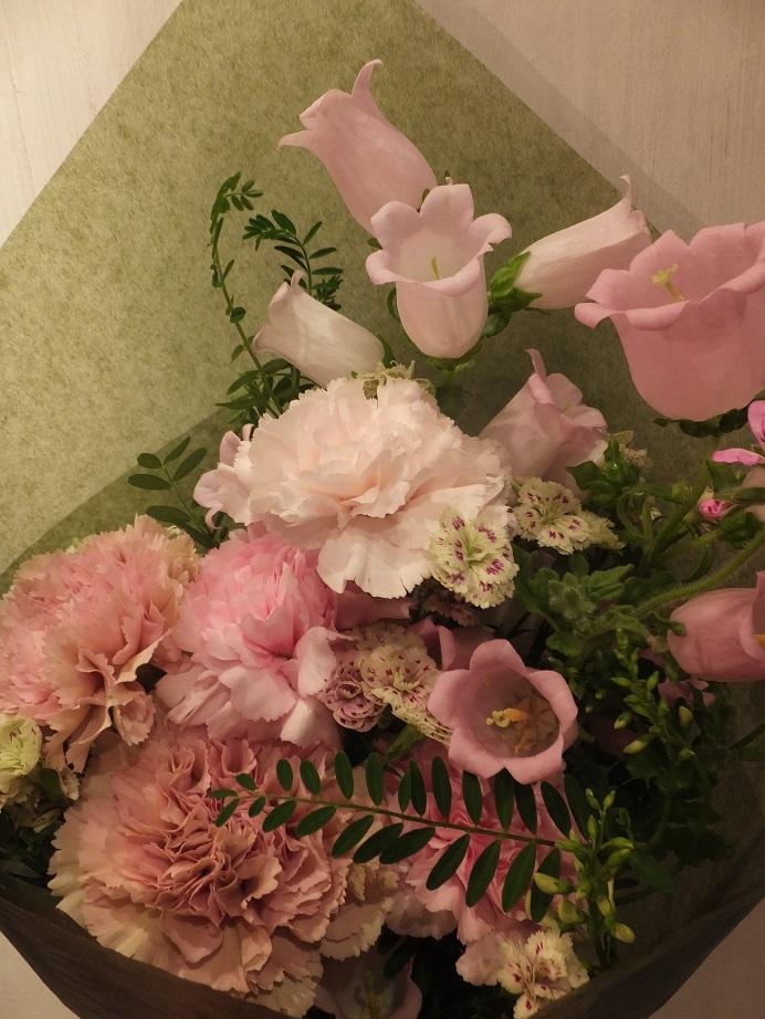 オークリーフ(母の日の花束)_f0049672_15435585.jpg