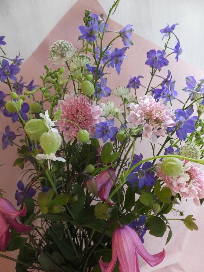 オークリーフ(母の日の花束)_f0049672_15440708.jpg