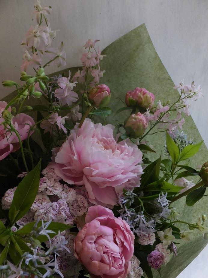 オークリーフ(母の日の花束)_f0049672_16322560.jpg
