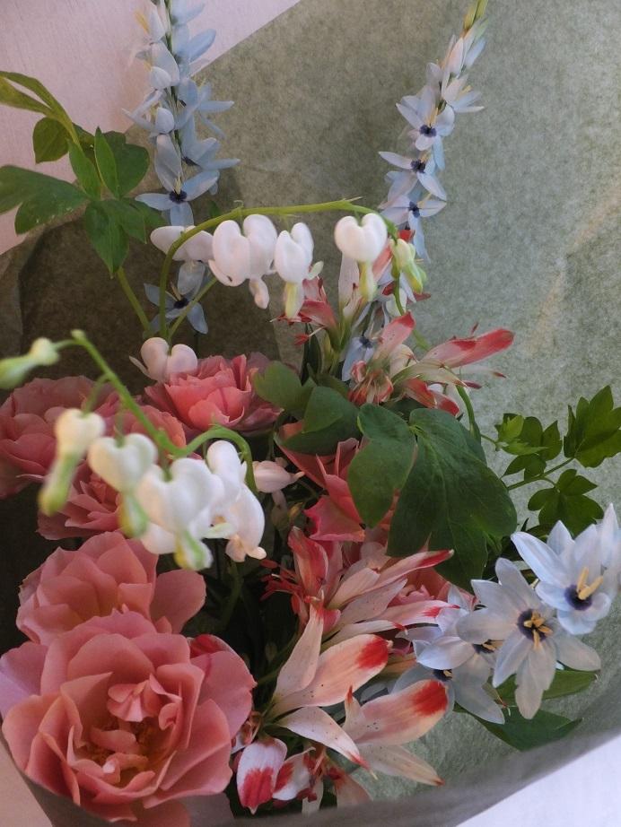 オークリーフ(母の日の花束)_f0049672_16323986.jpg