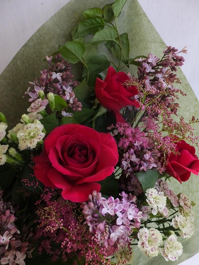 オークリーフ(母の日の花束)_f0049672_16325734.jpg