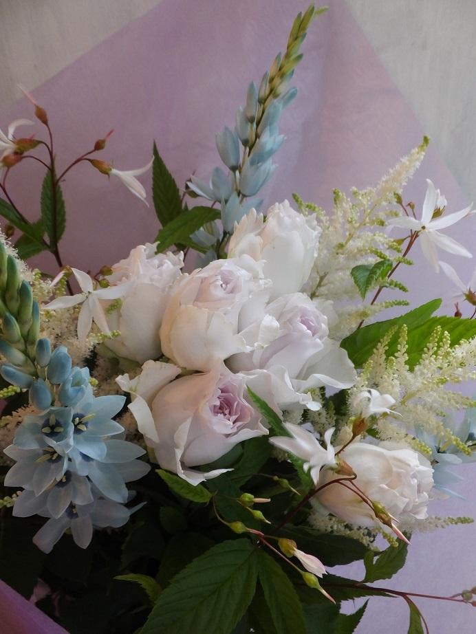 オークリーフ(母の日の花束)_f0049672_16332589.jpg