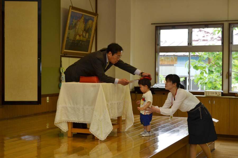 第二幼稚園 4月・5月生れお誕生会_d0353789_15515389.jpg