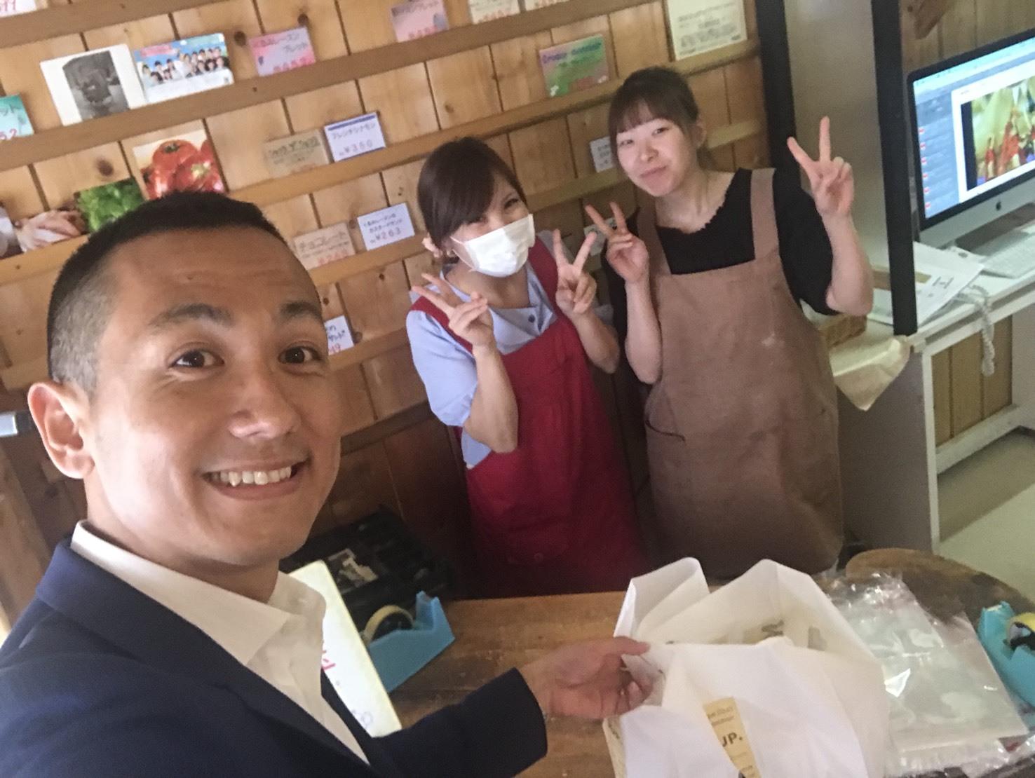 6月1日(金)トミー本店ブログ☆ 新メンバー登場!!ランドクルーザー、どんな車も!トミーモータース_b0127002_18140016.jpg