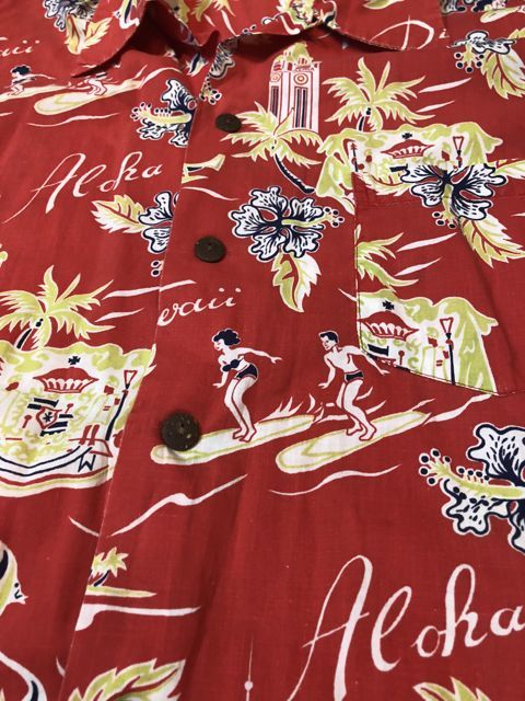 6月2日(土)入荷40s〜 Surfriders all cotton Hawaiian shirts! ハワイアンシャツ!_c0144020_17164256.jpg