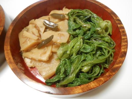 コシアブラ 料理