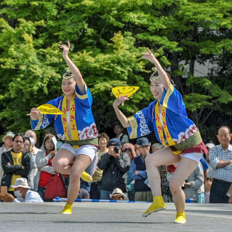 四国の祭り 2018  うきよ連「徳島県 阿波踊り」_d0246136_19560471.jpg