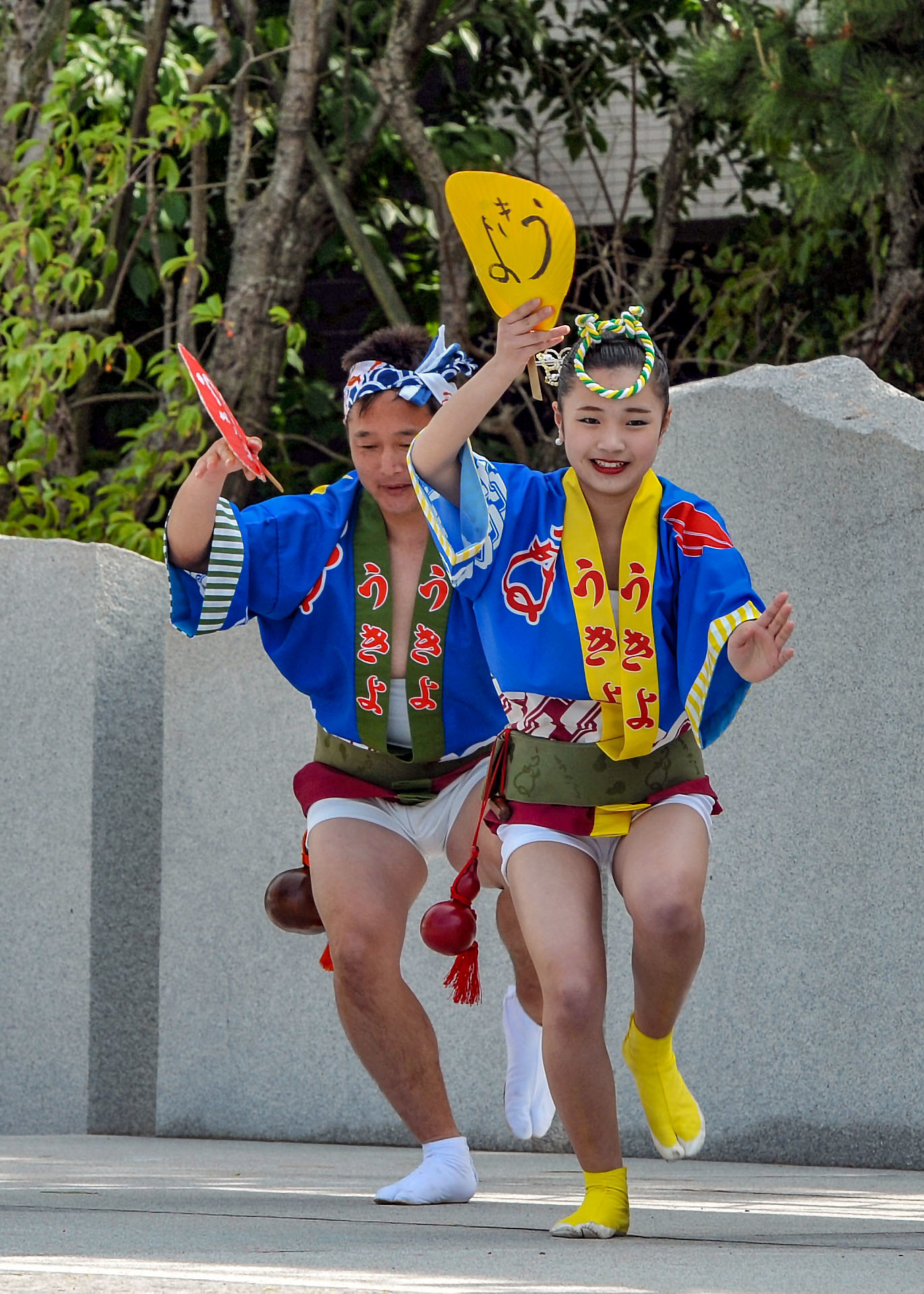 四国の祭り 2018  うきよ連「徳島県 阿波踊り」_d0246136_19562402.jpg